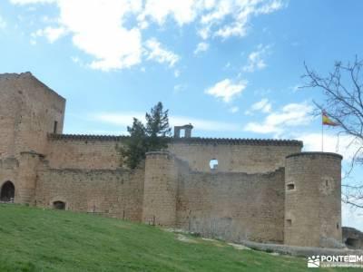 Río Cega,Santa Águeda–Pedraza; valles del pirineo aragones pico del fraile garganta de los infie